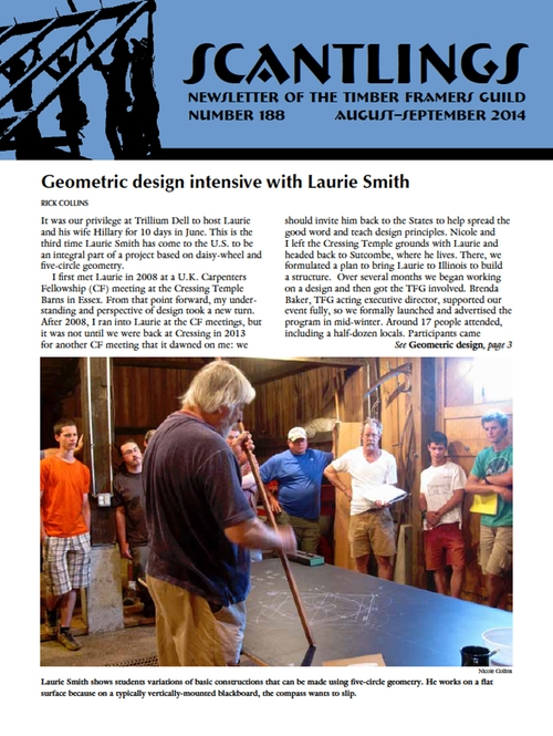 Scantlings 188 (Aug–Sep 2014)