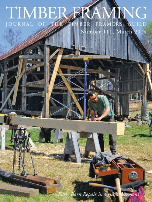 TIMBER FRAMING 111 (Mar 2014)