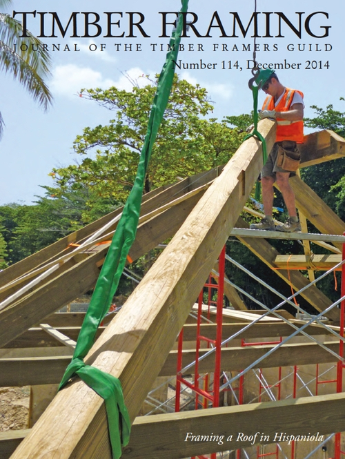 TIMBER FRAMING 114 (Dec 2014)