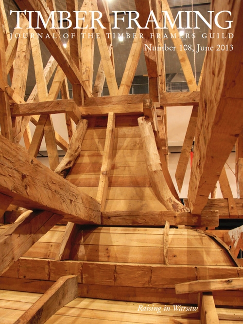 TIMBER FRAMING 108 (Jun 2013)