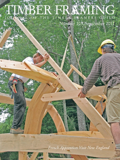 TIMBER FRAMING 105 (Sep 2012)