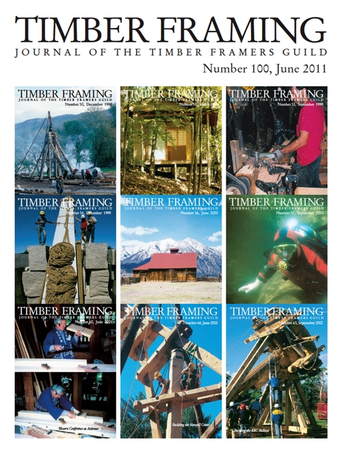 TIMBER FRAMING 100 (Jun 2011)