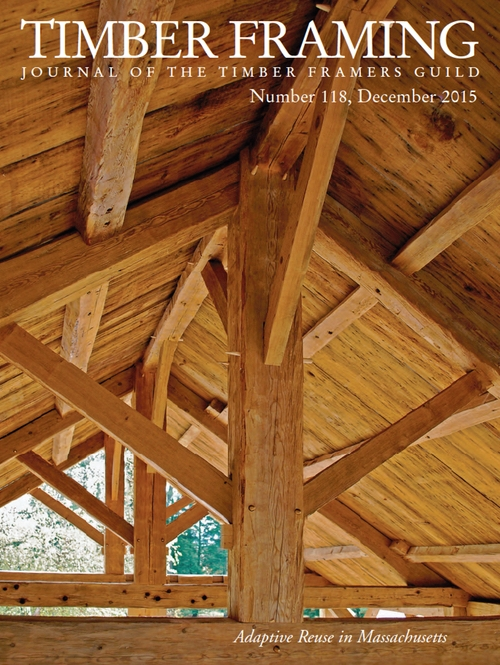 TIMBER FRAMING 118 (Dec 2015)