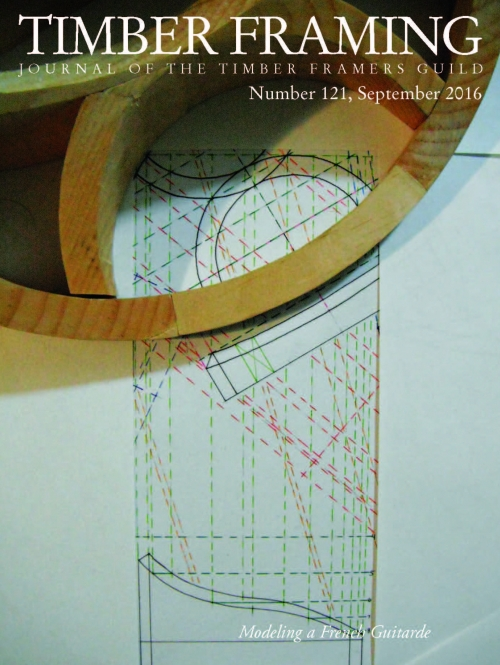 TIMBER FRAMING 121 (September 2016)