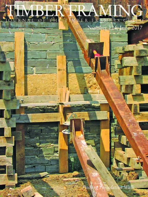 TIMBER FRAMING 124 (June 2017)