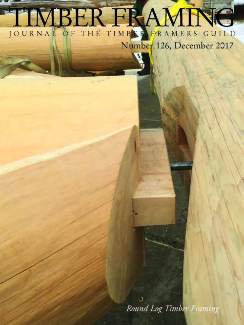 TIMBER FRAMING 126 (December 2017)