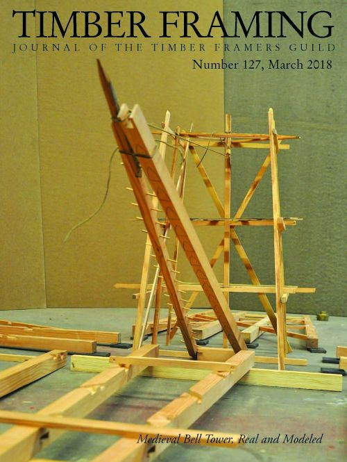 TIMBER FRAMING 127 (March 2018)