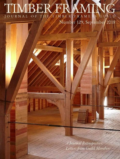 TIMBER FRAMING 129 (October 2018)