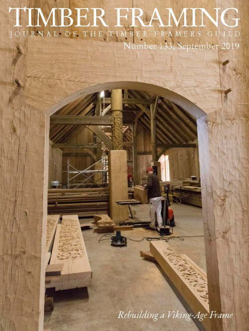 TIMBER FRAMING 133 (September 2019)