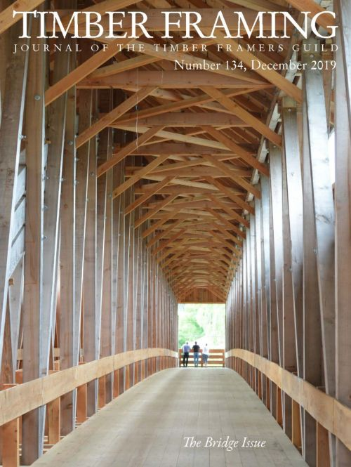 TIMBER FRAMING 134 (December 2019)