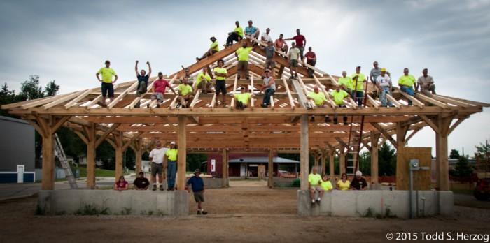 basics what is timber framing