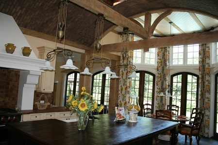 About Timber Framing