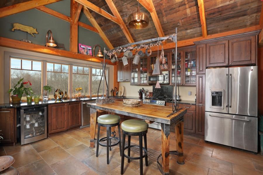 Kitchens Timber Framers Guild