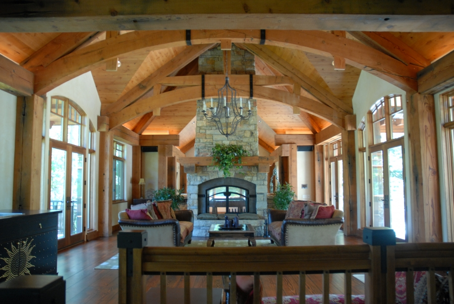 Lancaster County Timber Frames, Inc. | Timber Framers Guild