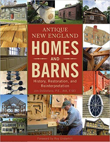 Antique New England Homes & Barns